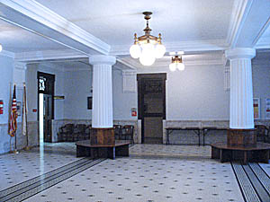 courthouse inside